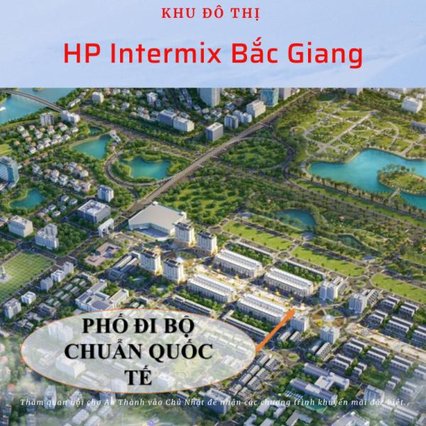 Khu HP Intermix Bắc Giang
